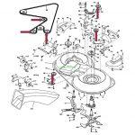 Deck-V-Idler-Pulley-parts-list-532146763
