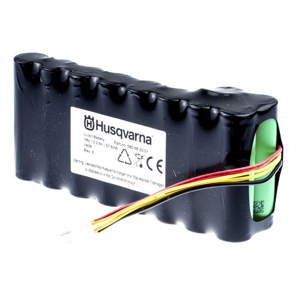 589 58 52 01 Genuine Husqvarna Battery Li-Ion 320 330x 420