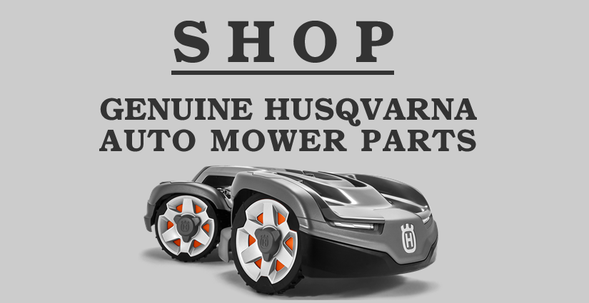 HUSQVARNA AUTO MOWER PARTS